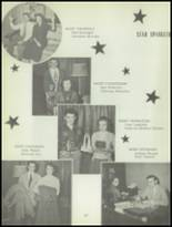 1953 Sacred Heart High School Yearbook Page 72 & 73