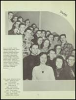 1953 Sacred Heart High School Yearbook Page 74 & 75