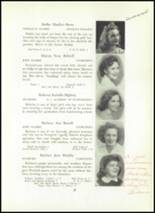 1945 Rogers High School Yearbook Page 30 & 31