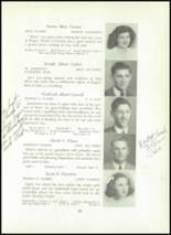 1945 Rogers High School Yearbook Page 32 & 33