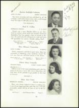 1945 Rogers High School Yearbook Page 34 & 35