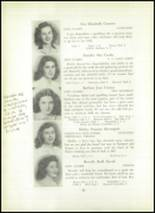 1945 Rogers High School Yearbook Page 36 & 37