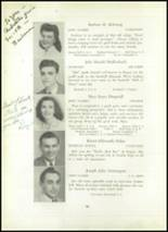 1945 Rogers High School Yearbook Page 38 & 39