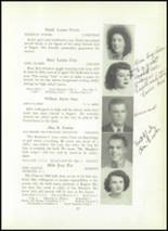 1945 Rogers High School Yearbook Page 40 & 41