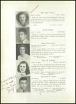 1945 Rogers High School Yearbook Page 42 & 43