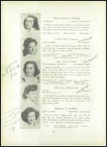 1945 Rogers High School Yearbook Page 44 & 45
