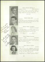 1945 Rogers High School Yearbook Page 46 & 47