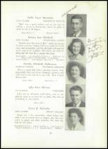 1945 Rogers High School Yearbook Page 48 & 49