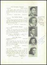 1945 Rogers High School Yearbook Page 50 & 51