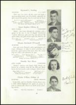 1945 Rogers High School Yearbook Page 52 & 53