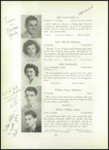1945 Rogers High School Yearbook Page 60 & 61