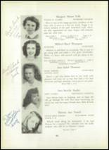 1945 Rogers High School Yearbook Page 64 & 65