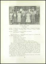 1945 Rogers High School Yearbook Page 100 & 101