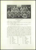 1945 Rogers High School Yearbook Page 104 & 105