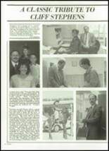 1989 Friona High School Yearbook Page 10 & 11