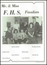 1989 Friona High School Yearbook Page 12 & 13