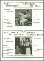 1989 Friona High School Yearbook Page 16 & 17