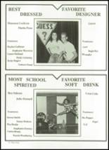 1989 Friona High School Yearbook Page 20 & 21