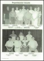 1989 Friona High School Yearbook Page 22 & 23
