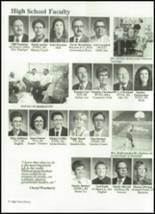 1989 Friona High School Yearbook Page 26 & 27