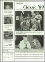 1989 Friona High School Yearbook Page 30 & 31