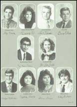 1989 Friona High School Yearbook Page 32 & 33