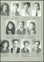 1989 Friona High School Yearbook Page 36 & 37