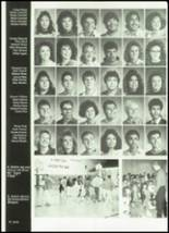 1989 Friona High School Yearbook Page 48 & 49