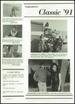 1989 Friona High School Yearbook Page 50 & 51