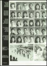 1989 Friona High School Yearbook Page 52 & 53