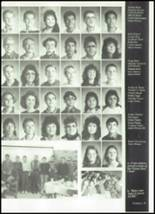 1989 Friona High School Yearbook Page 56 & 57