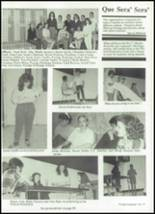 1989 Friona High School Yearbook Page 68 & 69