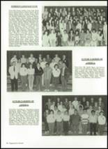 1989 Friona High School Yearbook Page 84 & 85