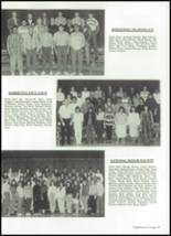 1989 Friona High School Yearbook Page 86 & 87