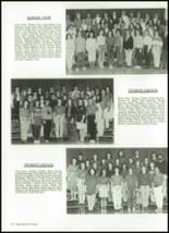 1989 Friona High School Yearbook Page 88 & 89