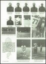 1989 Friona High School Yearbook Page 92 & 93