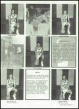 1989 Friona High School Yearbook Page 100 & 101
