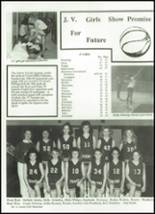 1989 Friona High School Yearbook Page 104 & 105