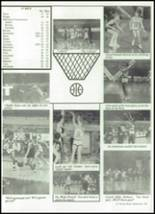 1989 Friona High School Yearbook Page 106 & 107
