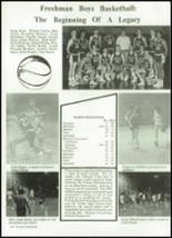 1989 Friona High School Yearbook Page 108 & 109
