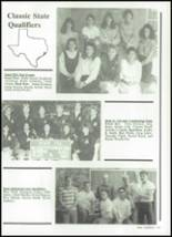 1989 Friona High School Yearbook Page 116 & 117