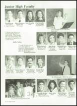 1989 Friona High School Yearbook Page 124 & 125