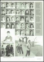 1989 Friona High School Yearbook Page 126 & 127