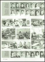 1989 Friona High School Yearbook Page 132 & 133
