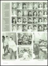 1989 Friona High School Yearbook Page 136 & 137