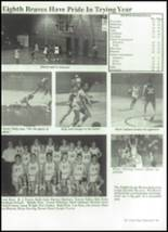 1989 Friona High School Yearbook Page 142 & 143