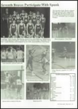 1989 Friona High School Yearbook Page 144 & 145