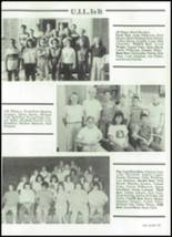 1989 Friona High School Yearbook Page 154 & 155