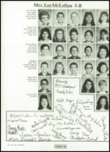 1989 Friona High School Yearbook Page 166 & 167