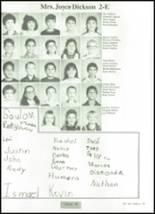 1989 Friona High School Yearbook Page 182 & 183